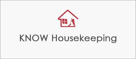 KNOW Housekeeping